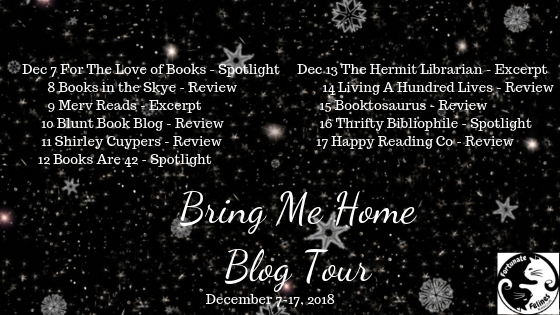 Bring Me Home Blog Tour