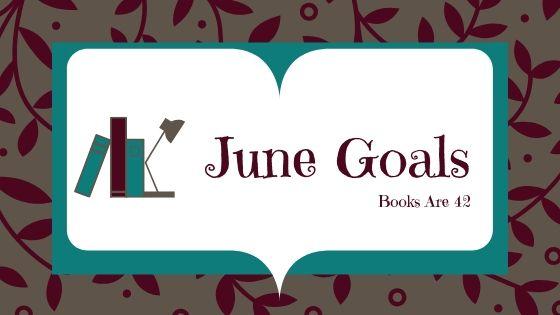 June Goals Banner