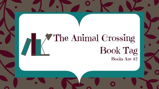 The Animal Crossing Book Tag Banner