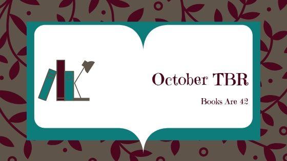 October TBR Banner