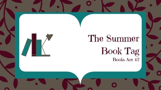 The Summer Book Tag Banner