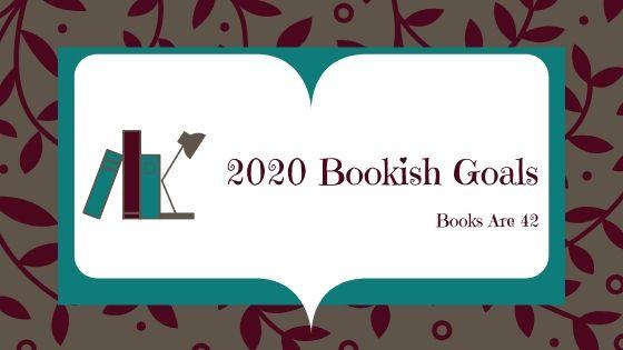 2020 Bookish Goals Banner