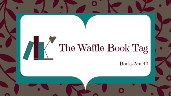 Waffle Book Tag Banner