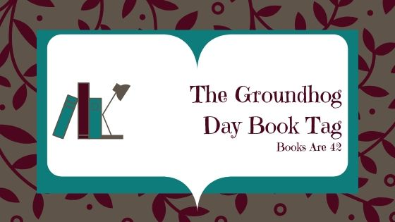 Groundhog Day Tag Banner