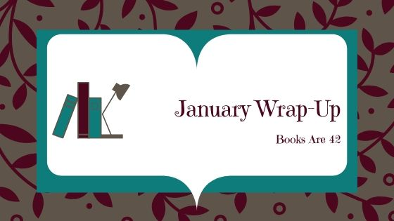 January Wrap-Up Logo