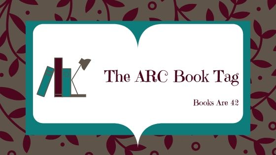 ARC Book Tag Banner