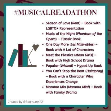 Musical Readathon One