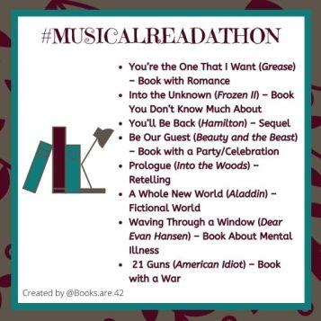 Musical Readathon Two