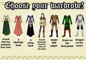 Medieval A Thon Outfits
