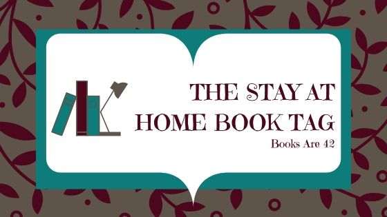 Stay at Home Book Tag Banner