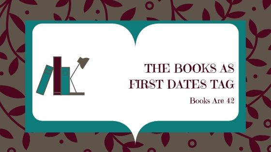 Books as First Dates Banner