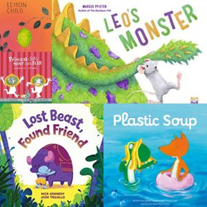 Children's Book Haul May 9