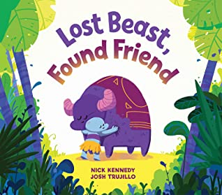 Lost Beast Found Friend Cover