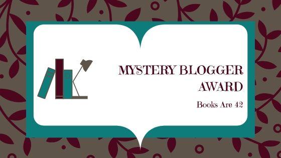 Mystery Blogger Banner
