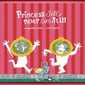 Princess Jill Never Sits Still Icon