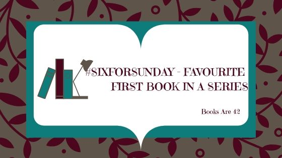 Six for Sunday First Book Banner