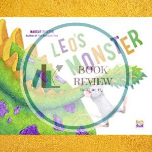 Leo's Monster Pin