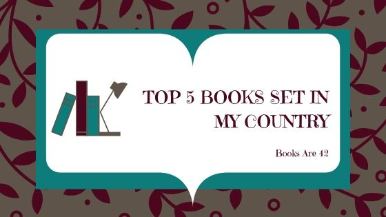 Top 5 Books set in Canada Banner