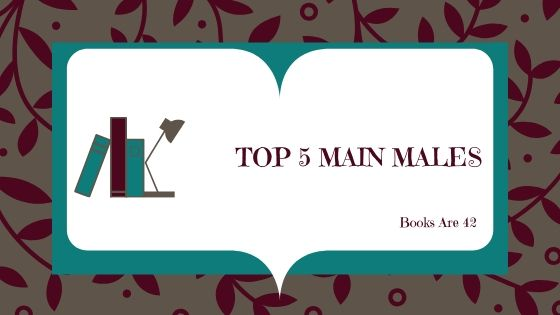 Top 5 Main Males Banner