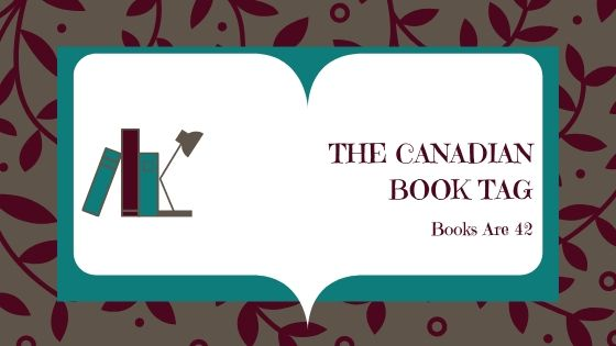 Canadian Book Tag Banner