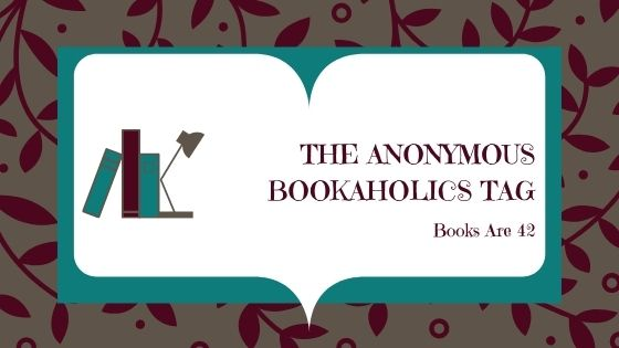 Bookaholic Tag Banner