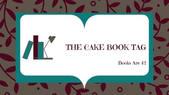 The Cake Book Tag Banner