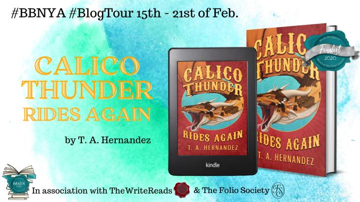 Calico Thunder BBNYA Tour Banner