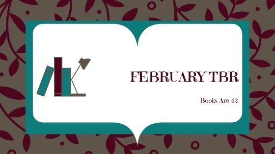 February TBR Banner