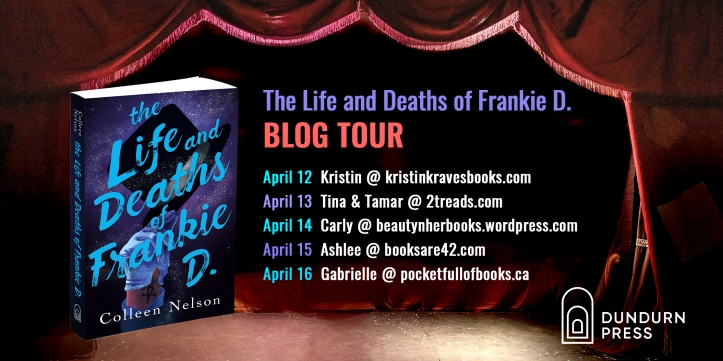 Life and Deaths of Frankie D_TourGraphic